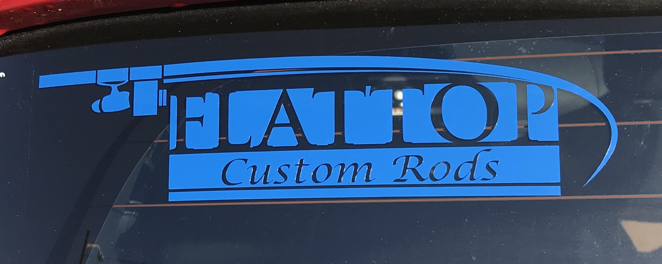 Die-Cut Vinyl Decal